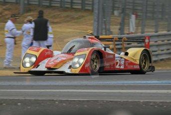 © Octane Photographic 2011. Le Mans Race - Saturday 10th June 2011. La Sarthe, France. Digital Ref : 0112cb7d7396
