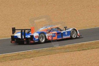 © Octane Photographic 2011. Le Mans Race - Saturday 10th June 2011. La Sarthe, France. Digital Ref : 0112LW7D5645