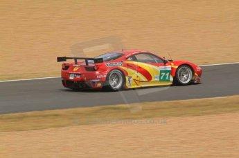 © Octane Photographic 2011. Le Mans Race - Saturday 10th June 2011. La Sarthe, France. Digital Ref : 0112LW7D5776