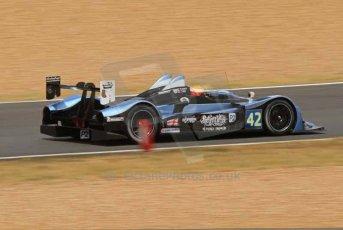 © Octane Photographic 2011. Le Mans Race - Saturday 10th June 2011. La Sarthe, France. Digital Ref : 0112LW7D5835
