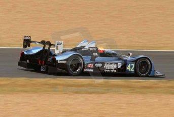 © Octane Photographic 2011. Le Mans Race - Saturday 10th June 2011. La Sarthe, France. Digital Ref : 0112LW7D5838