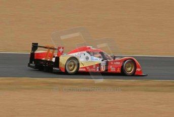 © Octane Photographic 2011. Le Mans Race - Saturday 10th June 2011. La Sarthe, France. Digital Ref : 0112LW7D5886