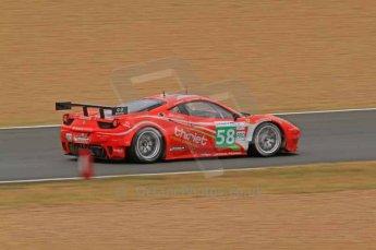 © Octane Photographic 2011. Le Mans Race - Saturday 10th June 2011. La Sarthe, France. Digital Ref : 0112LW7D5969