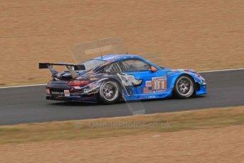 © Octane Photographic 2011. Le Mans Race - Saturday 10th June 2011. La Sarthe, France. Digital Ref : 0112LW7D5989