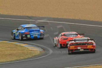© Octane Photographic 2011. Le Mans Race - Saturday 10th June 2011. La Sarthe, France. Digital Ref : 0112LW7D6046