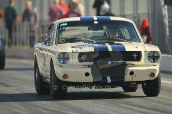 © Octane Photographic Ltd. 2011 Masters Racing Espiritu de Montjuic, April 8th 2011. Pre-1966 Touring Cars. Digital Ref : 0041CB1D0612