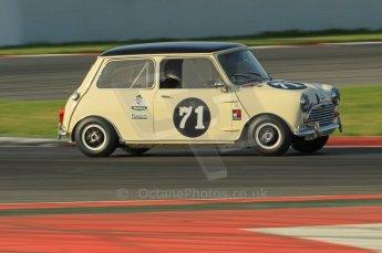 © Octane Photographic Ltd. 2011 Masters Racing Espiritu de Montjuic, April 10th 2011. Pre-1966 Touring Cars. Digital Ref : 0041CB1D0907