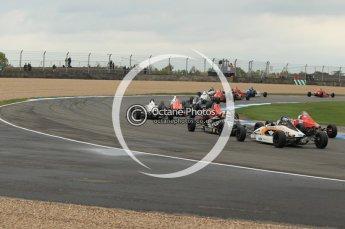 © Octane Photographic 2011 – Formula Ford - Donington Park - Race 2. 25th September 2011. Digital Ref : 0187lw1d7459
