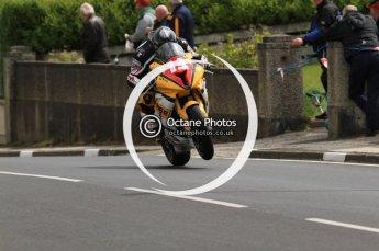 © Octane Photographic Ltd 2011. NW200 Thursday 19th May 2011. Adrian Archibald, BMW - AMA Racing. Digital Ref : LW7D2801