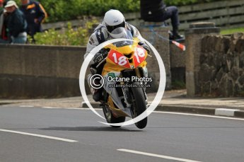 © Octane Photographic Ltd 2011. NW200 Thursday 19th May 2011. Gerard Kinghan, BMW - Kinghan Racing. Digital Ref : LW7D3092