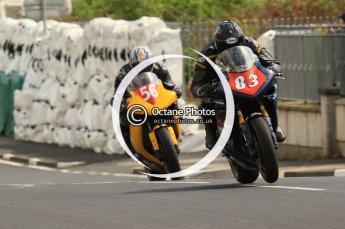 © Octane Photographic Ltd 2011. NW200 Thursday 19th May 2011. Graham English, Yamaha - Fix Auto Collision; Eric Wilson, Yamaha. Digital Ref : LW7D3126