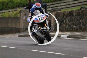 © Octane Photographic Ltd 2011. NW200 Thursday 19th May 2011. Gary Johnson, Honda - East Coast Racing. Digital Ref : LW7D3178
