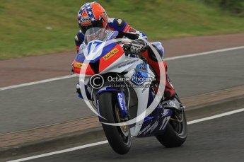 © Octane Photographic Ltd 2011. NW200 Thursday 19th May 2011. Lee Johnston, Honda - East Coast Racing. Digital Ref : LW7D2125