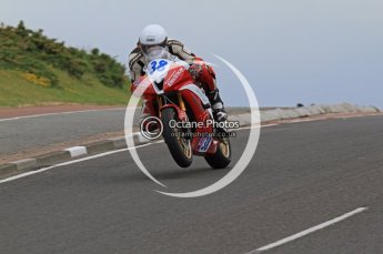 © Octane Photographic Ltd 2011. NW200 Thursday 19th May 2011. Gary Robinson, Yamaha - Robinson Electrical. Digital Ref : LW7D2590