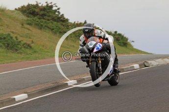 © Octane Photographic Ltd 2011. NW200 Thursday 19th May 2011. Dan Millard, Kawasaki - DDR Total Rail Solutions. Digital Ref : LW7D2596