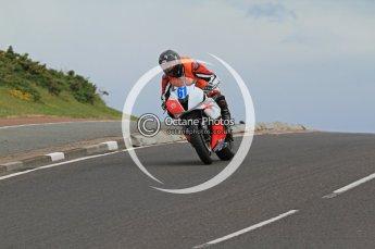 © Octane Photographic Ltd 2011. NW200 Thursday 19th May 2011. Dario Cecconi, Honda. Digital Ref : LW7D2641