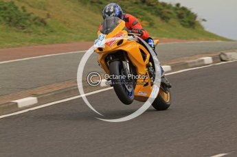 © Octane Photographic Ltd 2011. NW200 Thursday 19th May 2011. Sandy Berwick, Suzuki - Team Berm Racing. Digital Ref : LW7D2649