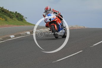 © Octane Photographic Ltd 2011. NW200 Thursday 19th May 2011. William Davison, Honda - Hill Contracts. Digital Ref : LW7D2691