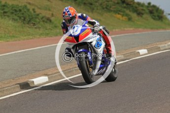 © Octane Photographic Ltd 2011. NW200 Thursday 19th May 2011. Lee Johnston, Honda - East Coast Racing. Digital Ref : LW7D2693