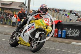 © Octane Photographic 2011. NW200, 17th May 2011 Newcomers practice. Steve Mercer, Kawasaki - Sondel Racing Kawasaki UK. Digital ref : LW7D9399