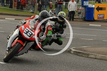 © Octane Photographic 2011. NW200, 17th May 2011 Superbike practice. Adrian Clark Honda - BHR Racing. Digital ref : LW7D9566