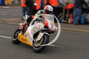 © Octane Photographic 2011. NW200, 17th May 2011 Superbike practice. Michael Rutter, Ducati - Rapid Solicitors Bathams Ducati. Digital ref : LW7D9717