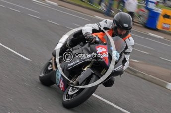 © Octane Photographic 2011. NW200, 17th May 2011 Superbike practice. Dan Millard, Kawasaki - DDR Total Rail Solutions. Digital ref : LW7D9860