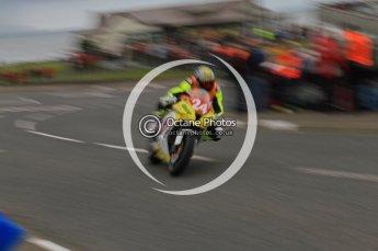 © Octane Photographic 2011. NW200, 17th May 2011 Supersport practice. Jeremy Toye, Kawasaki - Sondel Racing Kawasaki UK. Digital ref : LW7D0467