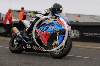 © Octane Photographic 2011. NW200, 17th May 2011 Supersport practice. Steve Heneghan, BMW - Quattro Plant Motorsport. Digital ref : LW7D0675