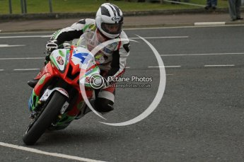 © Octane Photographic 2011. NW200, 17th May 2011 Supersport practice. Michael Dunlop, Yamaha - Street Sweep. Digital ref : LW7D0686