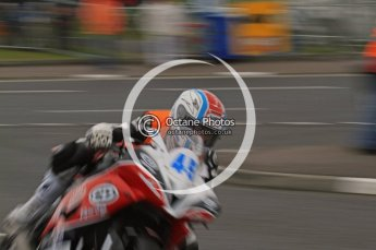 © Octane Photographic 2011. NW200, 17th May 2011 Supersport practice. Luis Carreira, Yamaha - CD Racing. Digital ref : LW7D1260