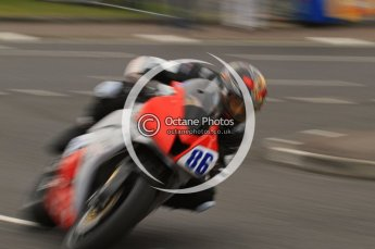 © Octane Photographic 2011. NW200, 17th May 2011 Supersport practice. Cameron Donald, Honda - Wilson Craig Racing. Digital ref : LW7D1282