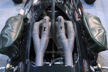 World © Octane Photographic Ltd. Race Retro 25th February 2011. Historic F1 cars. Digital Ref : 0644cb40d5631