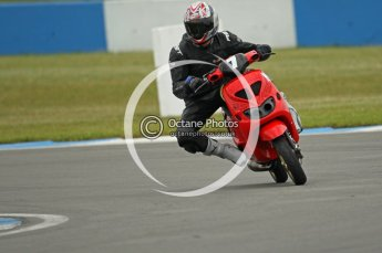 © Octane Photographic Ltd. Superstars meeting, Donington Park, Sunday 19th June 2011. All Heat/Replay British Scooter Championship. Digital Ref : 0080CB1D5190