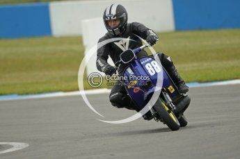 © Octane Photographic Ltd. Superstars meeting, Donington Park, Sunday 19th June 2011. All Heat/Replay British Scooter Championship. Digital Ref : 0080CB1D5194