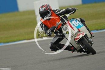 © Octane Photographic Ltd. Superstars meeting, Donington Park, Sunday 19th June 2011. All Heat/Replay British Scooter Championship. Digital Ref : 0080CB1D5267