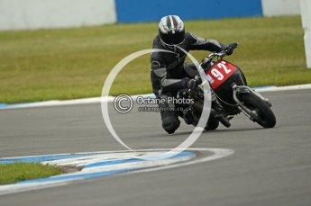 © Octane Photographic Ltd. Superstars meeting, Donington Park, Sunday 19th June 2011. All Heat/Replay British Scooter Championship. Digital Ref : 0080CB1D5283