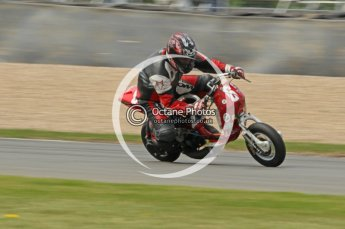 © Octane Photographic Ltd. Superstars meeting, Donington Park, Sunday 19th June 2011. All Heat/Replay British Scooter Championship. Digital Ref : 0080CB1D5790