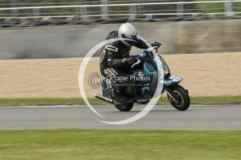 © Octane Photographic Ltd. Superstars meeting, Donington Park, Sunday 19th June 2011. All Heat/Replay British Scooter Championship. Digital Ref : 0080CB1D5792