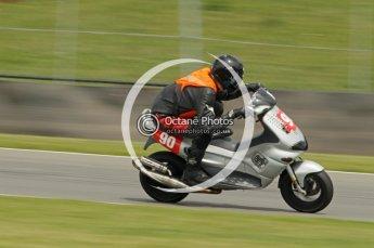 © Octane Photographic Ltd. Superstars meeting, Donington Park, Sunday 19th June 2011. All Heat/Replay British Scooter Championship. Digital Ref : 0080cb1d5817