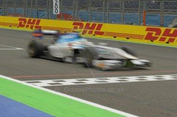 © Octane Photographic Ltd. 2011. European Formula1 GP, Friday 24th June 2011. GP2 Qualifying. Giedo Van der Garde - Barwa Addax Team. Digital Ref:  0084CB1D6959