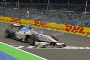 © Octane Photographic Ltd. 2011. European Formula1 GP, Friday 24th June 2011. GP2 Qualifying. Charles Pic - Barwa Addax Team. Digital Ref:  0084CB1D7007