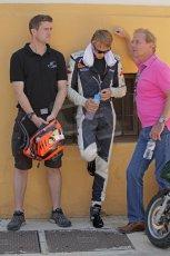 © Octane Photographic Ltd. 2011. European Formula1 GP, Saturday 25th June 2011. GP2 Race 1. Max Chilton - Carlin. Digital Ref:  0085CB1D7777