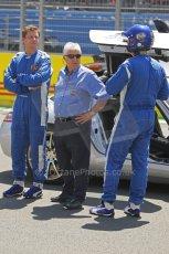 © Octane Photographic Ltd. 2011. European Formula1 GP, Saturday 25th June 2011. GP2 Race 1. FIA Safety Car drivers. Digital Ref:  0085CB1D7860