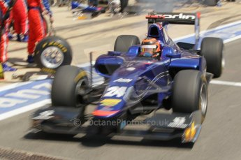 © Octane Photographic Ltd. 2011. European Formula1 GP, Saturday 25th June 2011. GP2 Race 1. Max Chilton - Carlin. Digital Ref: 0085CB1D8031