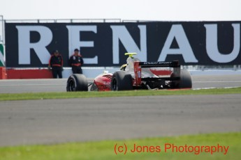 © Jones Photography 2011. World Series Renault – Silverstone, Sunday 21st August 2011. Formula Renault 3.5. Daniel De Jong - Comtec Racing. Digital Reference 0154DSC04749