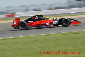 © Jones Photography 2011. World Series Renault – Silverstone, Sunday 21st August 2011. Formula Renault 3.5. Daniel De Jong - Comtec Racing. Digital Reference 0154DSC04785