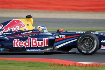 © Jones Photography 2011. World Series Renault – Silverstone, Sunday 21st August 2011. Formula Renault 3.5. Daniel Ricciardo - ISR. Digital Reference 0154DSC04846