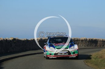 © North One Sport Ltd 2011 / Octane Photographic Ltd 2011. 10th November 2011 Wales Rally GB, WRC SS1 and SS2 Great Orme, Llandudno. Digital Ref : 0195CB1D8065