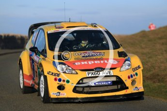 © North One Sport Ltd 2011 / Octane Photographic Ltd 2011. 10th November 2011 Wales Rally GB, WRC SS1 and SS2 Great Orme, Llandudno. Digital Ref : 0195cb1d8144